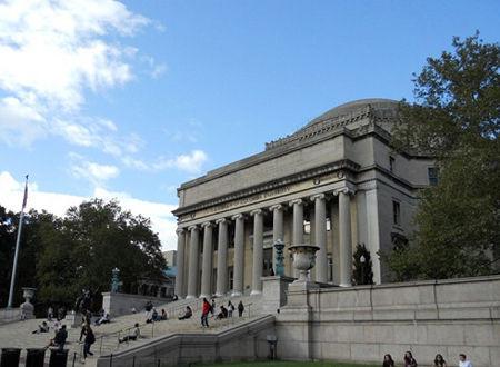 哥伦比亚大学校园-暑期修学 领略美国顶尖名校风采图片