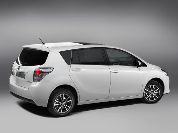 新款丰田逸致英国上市 起价1.7万英镑