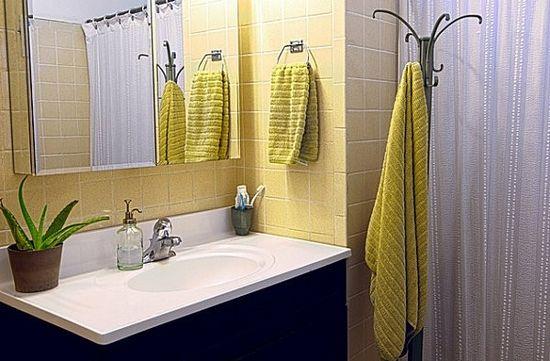 小浴室也有大空间 16个小浴室装修效果图