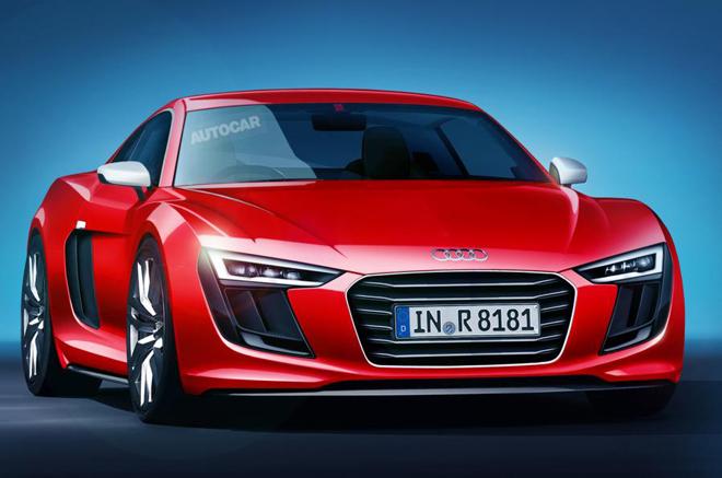 新款奥迪a6将由marc lichte负责设计,作为全新一代宝马5系轿车最主要